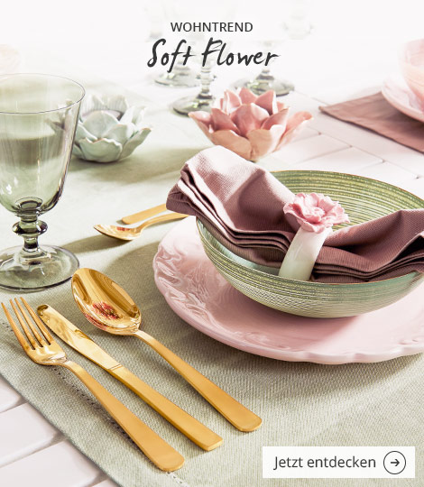 Wohntrend Soft Flower