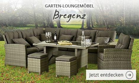 Garten-Möbelserie Bregenz