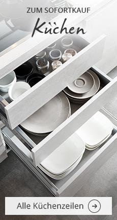 Zum Sofortkauf: Genial günstige Küchenzeilen