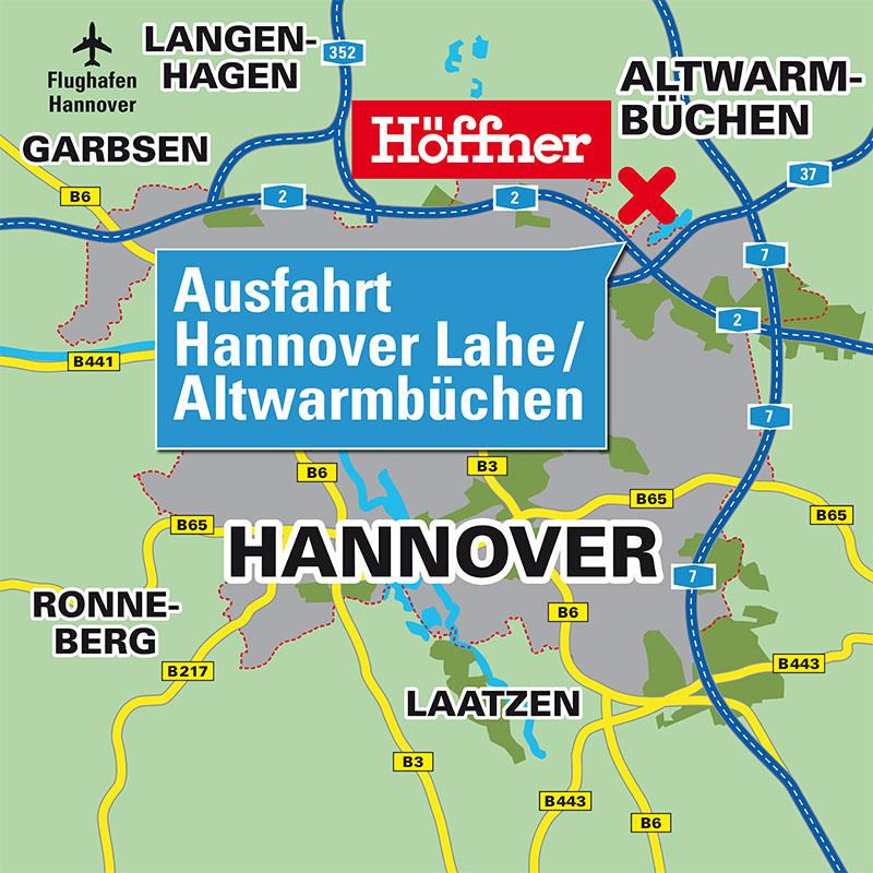 Möbel Höffner In Hannover Altwarmbüchen Möbel Küchen Mehr