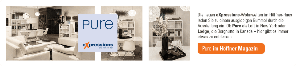 Höffner express Möbel - sofort schöner wohnen mit Möbel Höffner