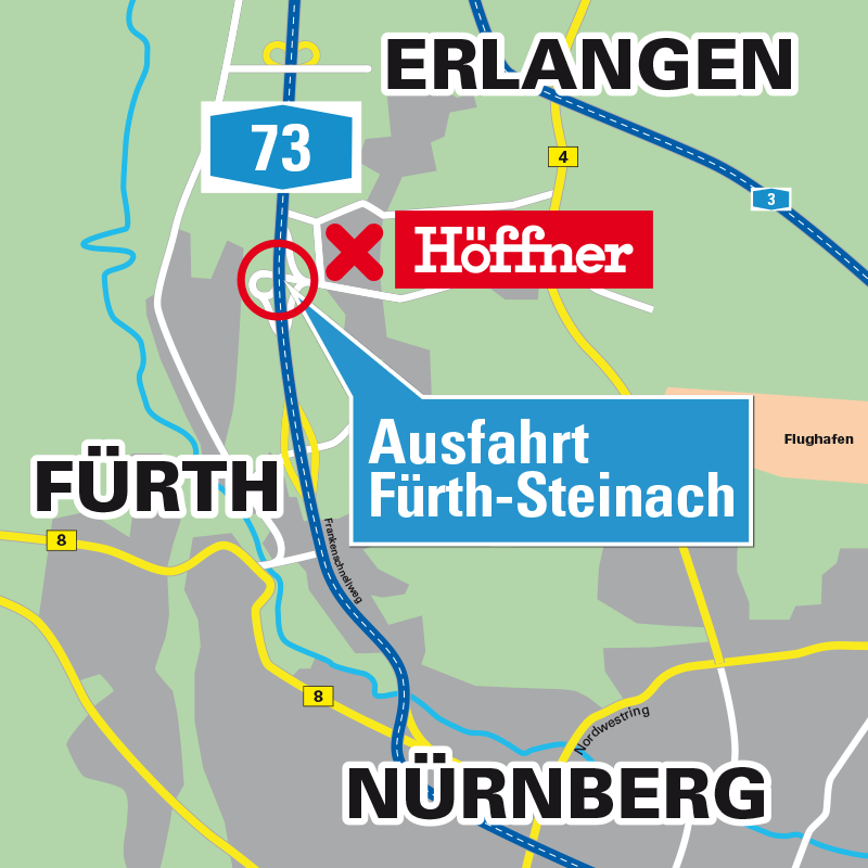 Küchenangebote nürnberg  Möbel Höffner Fürth-Nürnberg - Möbel, Küchen & mehr