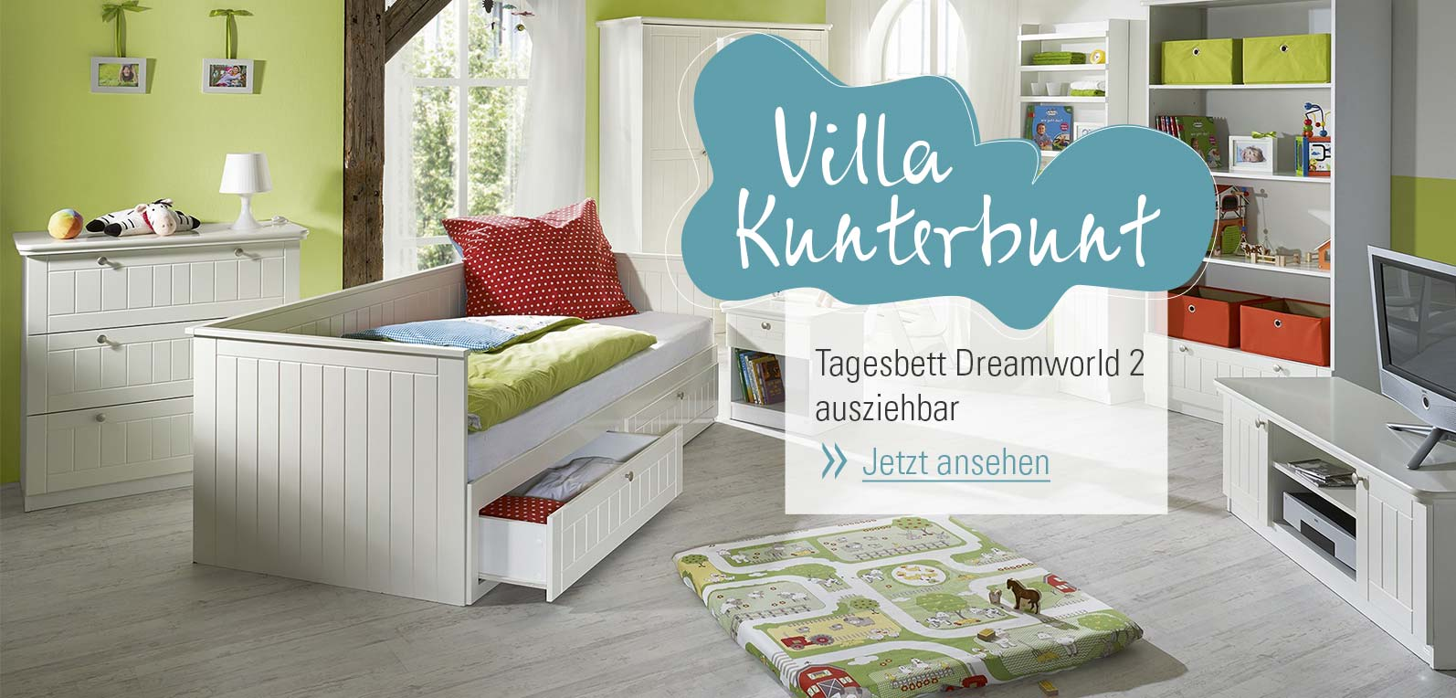 kinderzimmer m bel und ideen zur einrichtung h ffner. Black Bedroom Furniture Sets. Home Design Ideas
