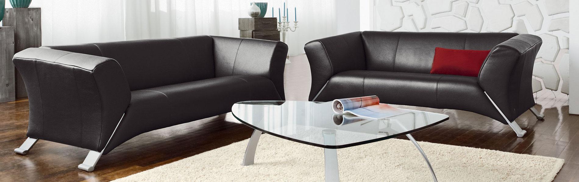 Rolf Benz 322 - Ausgefeilte Designmöbel bei Möbel Höffner