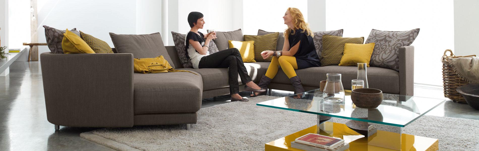 rolf benz onda kreative sitzlandschaft von m bel h ffner. Black Bedroom Furniture Sets. Home Design Ideas
