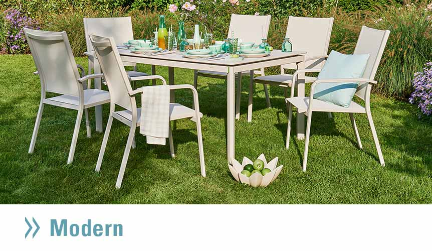 Gartenmobel Polyrattan Roller : Gartenmöbel im Landhausstil  Möbel Höffner