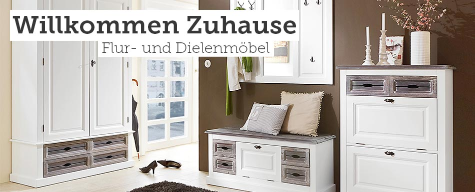 flurm bel dielenm bel flur ideen bei h ffner. Black Bedroom Furniture Sets. Home Design Ideas