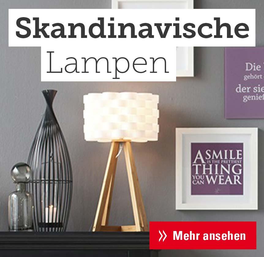 lampen leuchten g nstig online kaufen h ffner. Black Bedroom Furniture Sets. Home Design Ideas