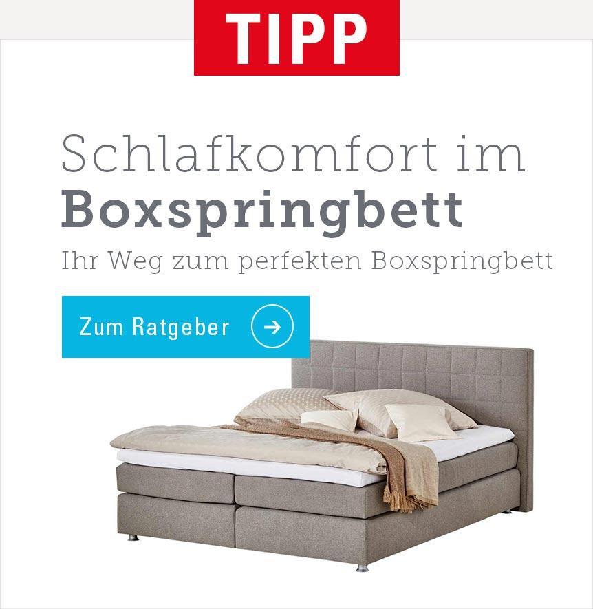boxspringbetten 140x200 g nstig online kaufen h ffner. Black Bedroom Furniture Sets. Home Design Ideas