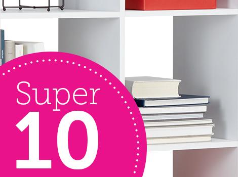 Super 10 organisiert