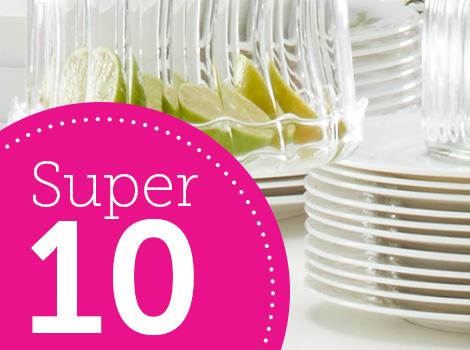 Super 10 Speisen