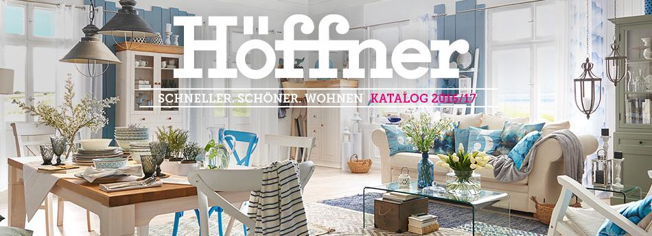 Höffner Katalog 2016/17