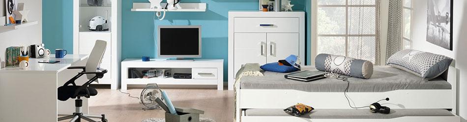 Möbel und Ideen zur Einrichtung für das Jugendzimmer  Höffner