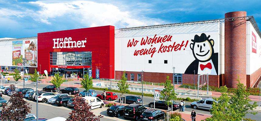 Möbel Höffner Standorte In Deutschland Höffner