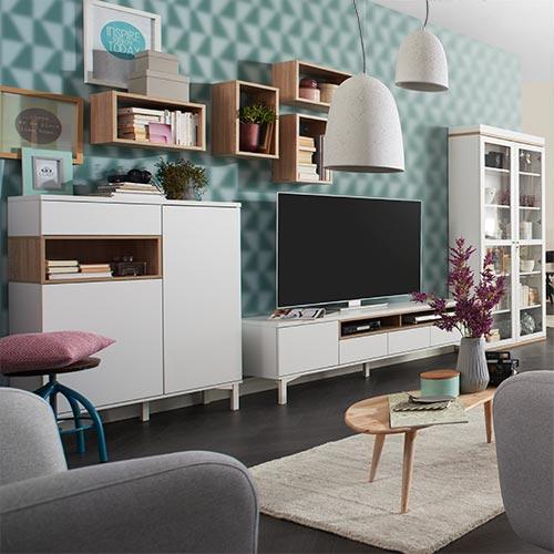 Wohnzimmer  Wohnzimmer Ideen » Wohnzimmermöbel bei Höffner