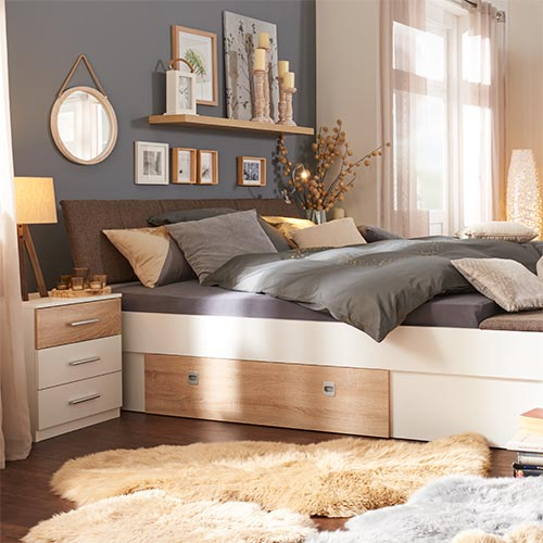 Schlafzimmer  Schlafzimmer Ideen » Schlafzimmermöbel bei Höffner