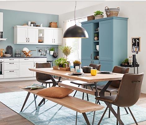 Küchenmöbel für eine entspannte Planung