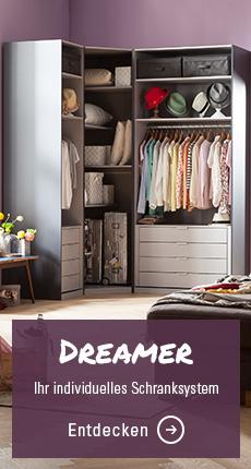 Dreamer Schranksystem