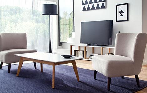 alle wohnzimmer-serien bei möbel höffner im Überblick, Wohnzimmer