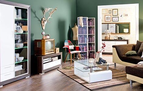 Höffner wohnzimmer  Alle Wohnzimmer-Serien bei Möbel Höffner im Überblick