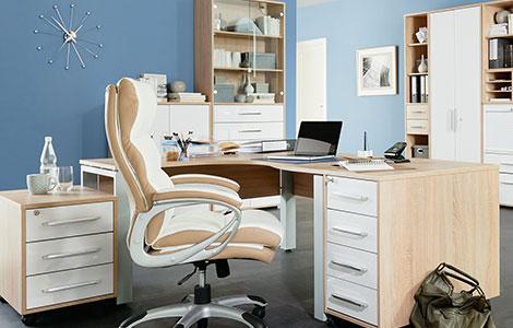 Alle Büro-Serien bei Möbel Höffner im Überblick