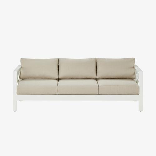 Garten-Sofa, 3-sitzigVirginia