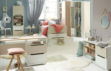 jugendzimmer serien m bel h ffner. Black Bedroom Furniture Sets. Home Design Ideas