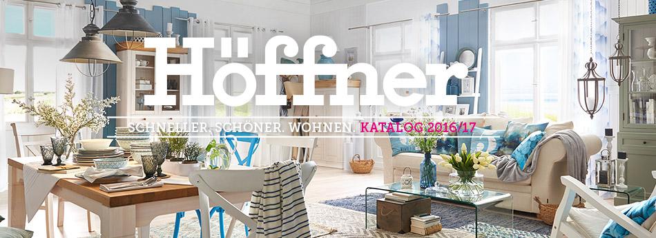 h ffner katalog 2016 m bel h ffner. Black Bedroom Furniture Sets. Home Design Ideas