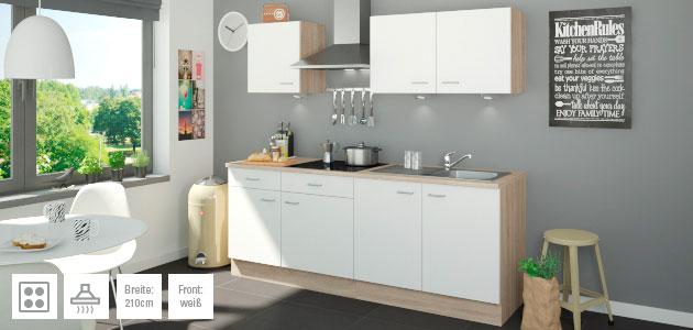 Küchenzeilen von Uno Möbel Höffner