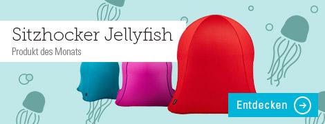 Jellyfish Sitzhocker