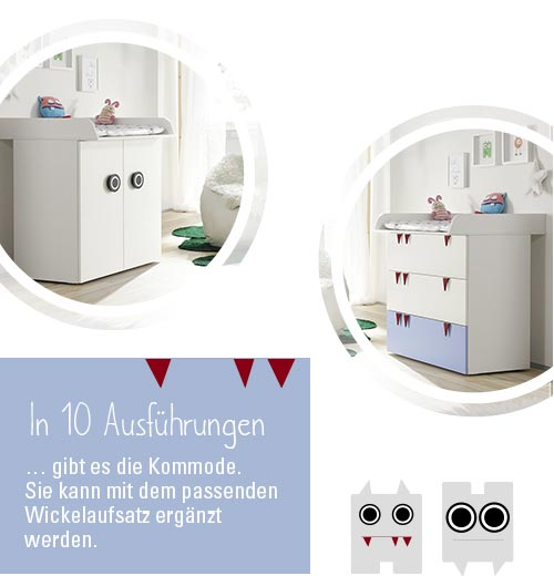 h lsta kommode kinderzimmer bibkunstschuur. Black Bedroom Furniture Sets. Home Design Ideas