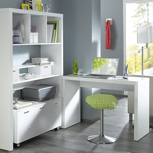 Büroserie Im Modernen Look Bei Möbel Höffner