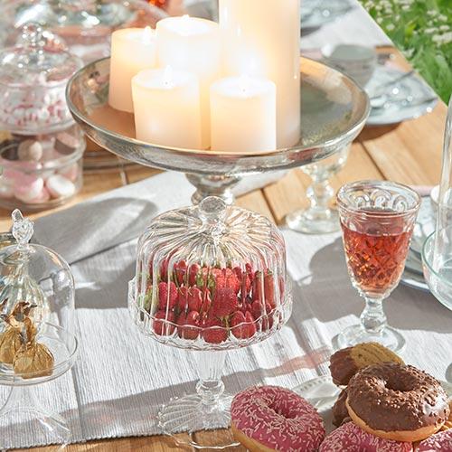 Bonboniere mit Deckel