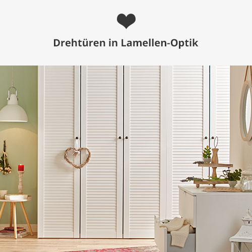 Dreamer in Lamellen-Optik