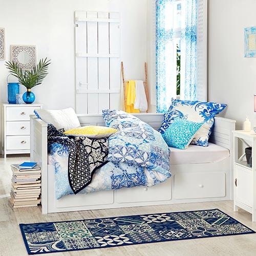 Landhaus-Tagesbett Melby Weiß