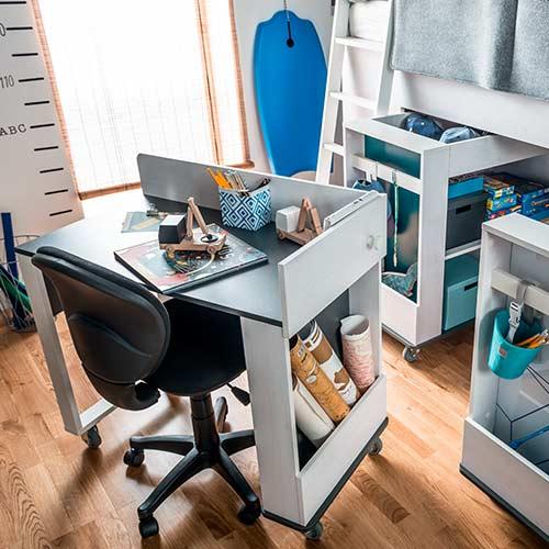 VOX Schreibtisch für Hochbett Nest