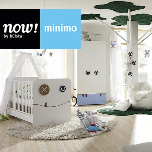 Minimo by Huelsta now!