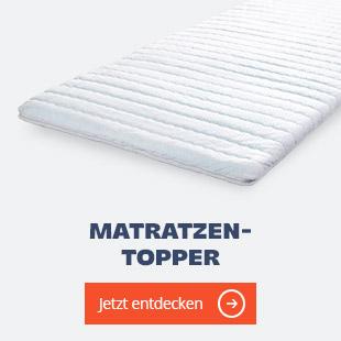 Matratzen-Topper