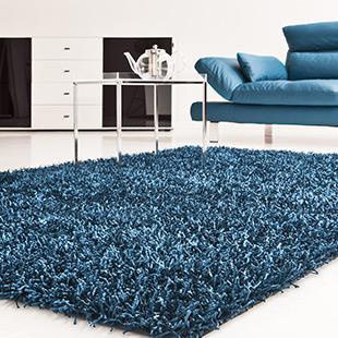 Hochflor-Teppiche