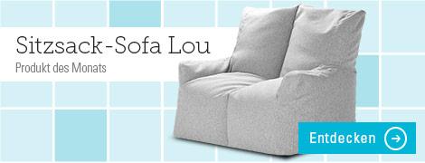 Lou Sitzsack-Sofa
