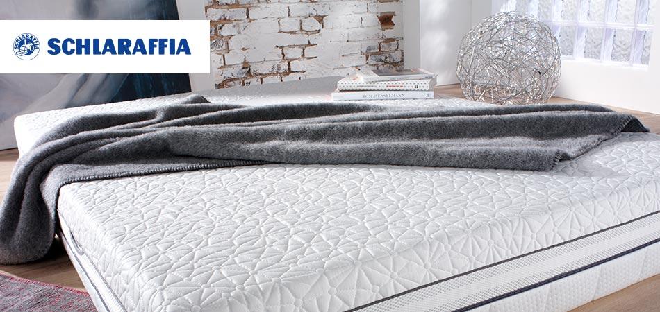 schlaraffia matratzen traumhaft schlafen bei m bel h ffner. Black Bedroom Furniture Sets. Home Design Ideas
