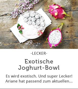 Joghurt-Bowl