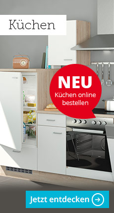 Küchenzeilen online bestellen