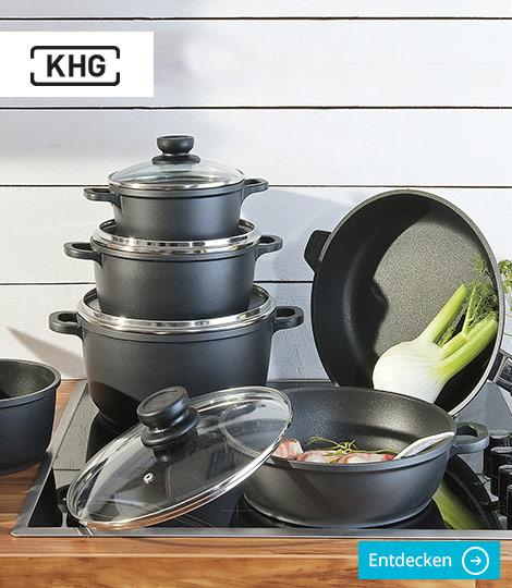 KHG - Eine ganze Welt für Ihr Zuhause