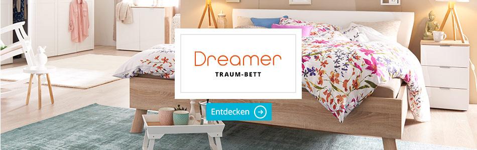 Dreamer Bett entdecken