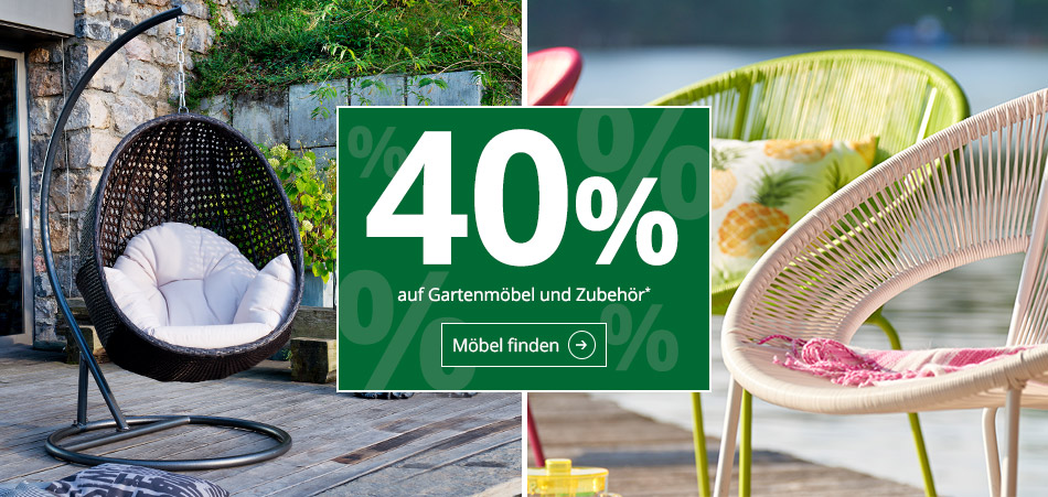 Garten-Sale
