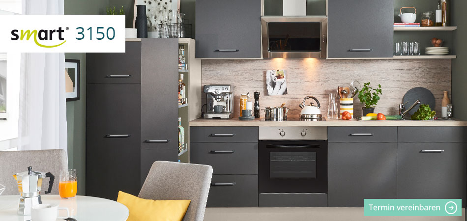 smart kuchen hoffner. Black Bedroom Furniture Sets. Home Design Ideas