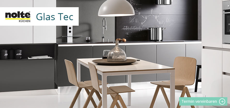 nolte glas tec m bel h ffner. Black Bedroom Furniture Sets. Home Design Ideas