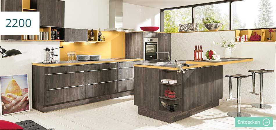 smart Küche 2200