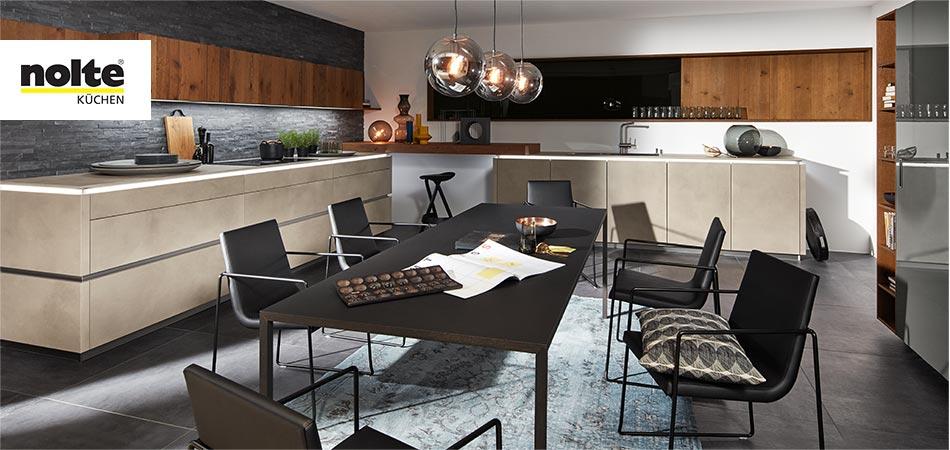 Nolte küchen griffe  Nolte Küchen | Möbel Höffner